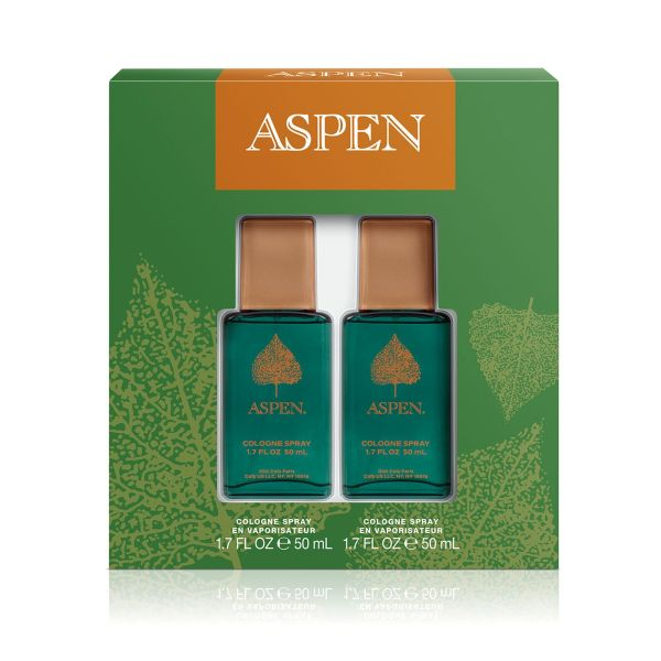 Aspen Men 3.4 Oz. 2-pc. Fragrance Set