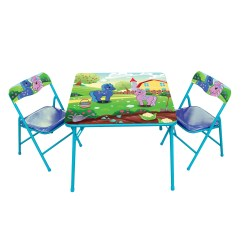 My Little Pony Table And Chairs Lifetime Plastic Gener8
