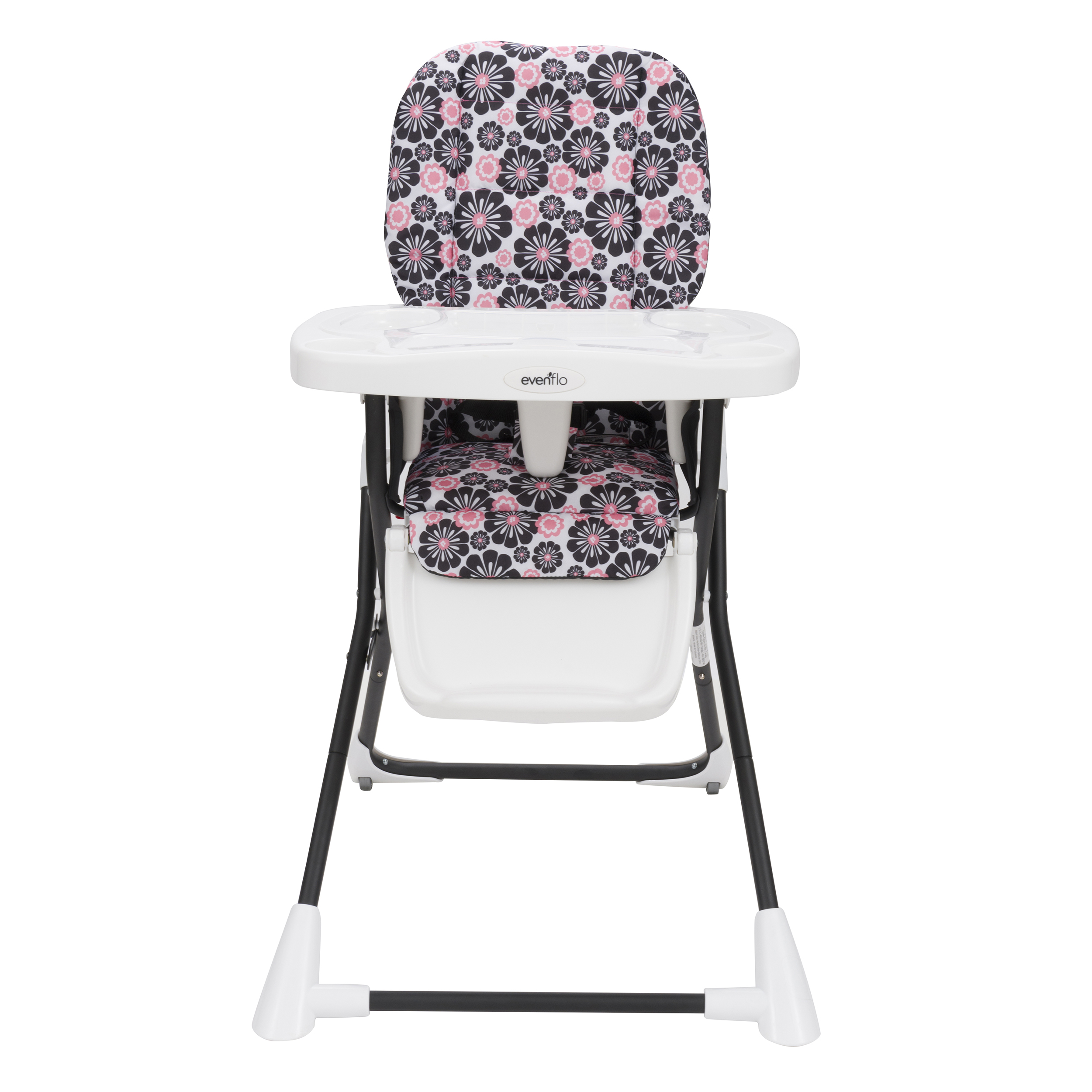 compact high chair little tikes desk with light and evenflo fold penelope baby