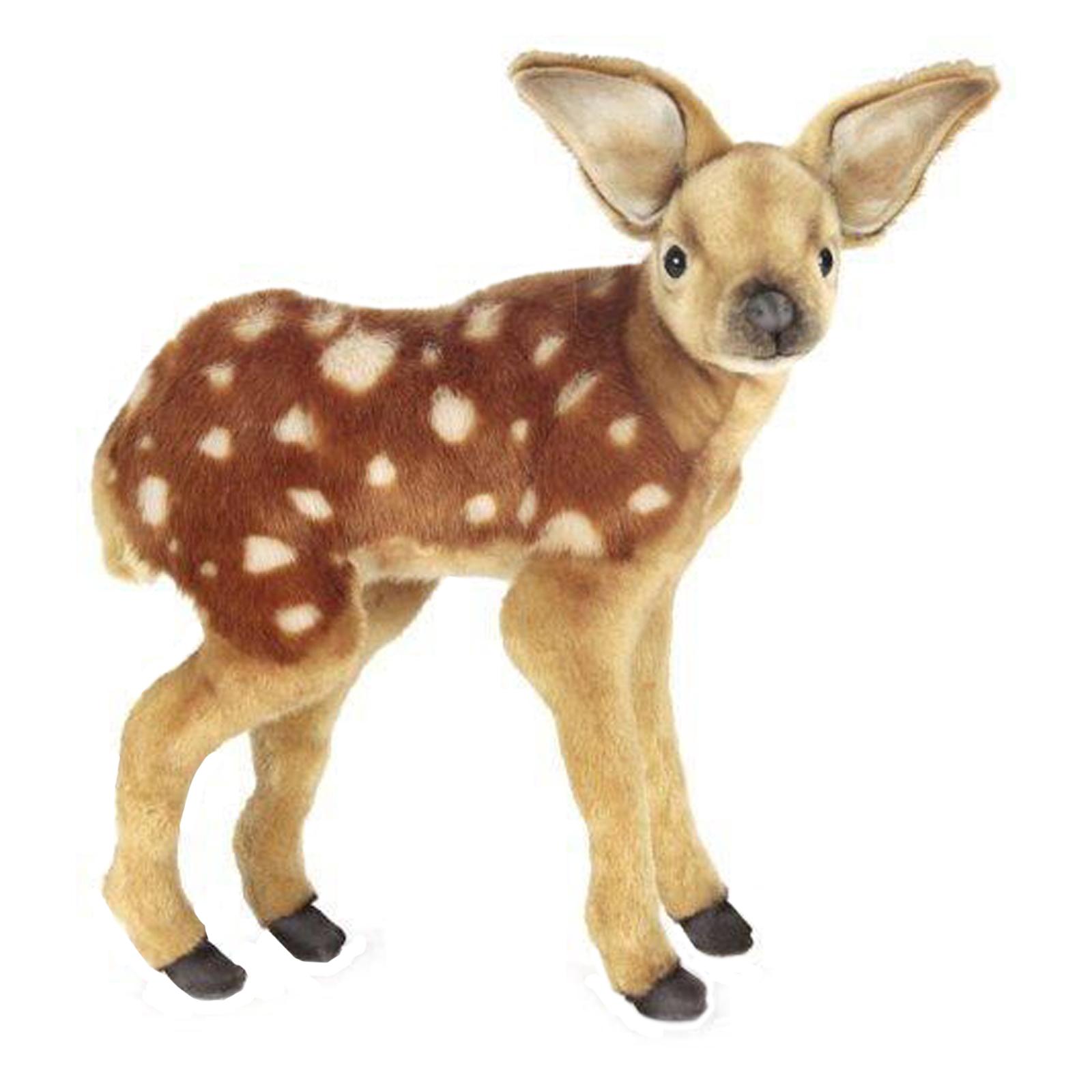 Hansa Bambi Roe Deer Fawn Plush - Toys & Games Stuffed