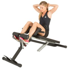 Roman Chair Situps Arnold Cover Hire Dudley Ironman X Class Multi Workout Abdominal Hyper Back