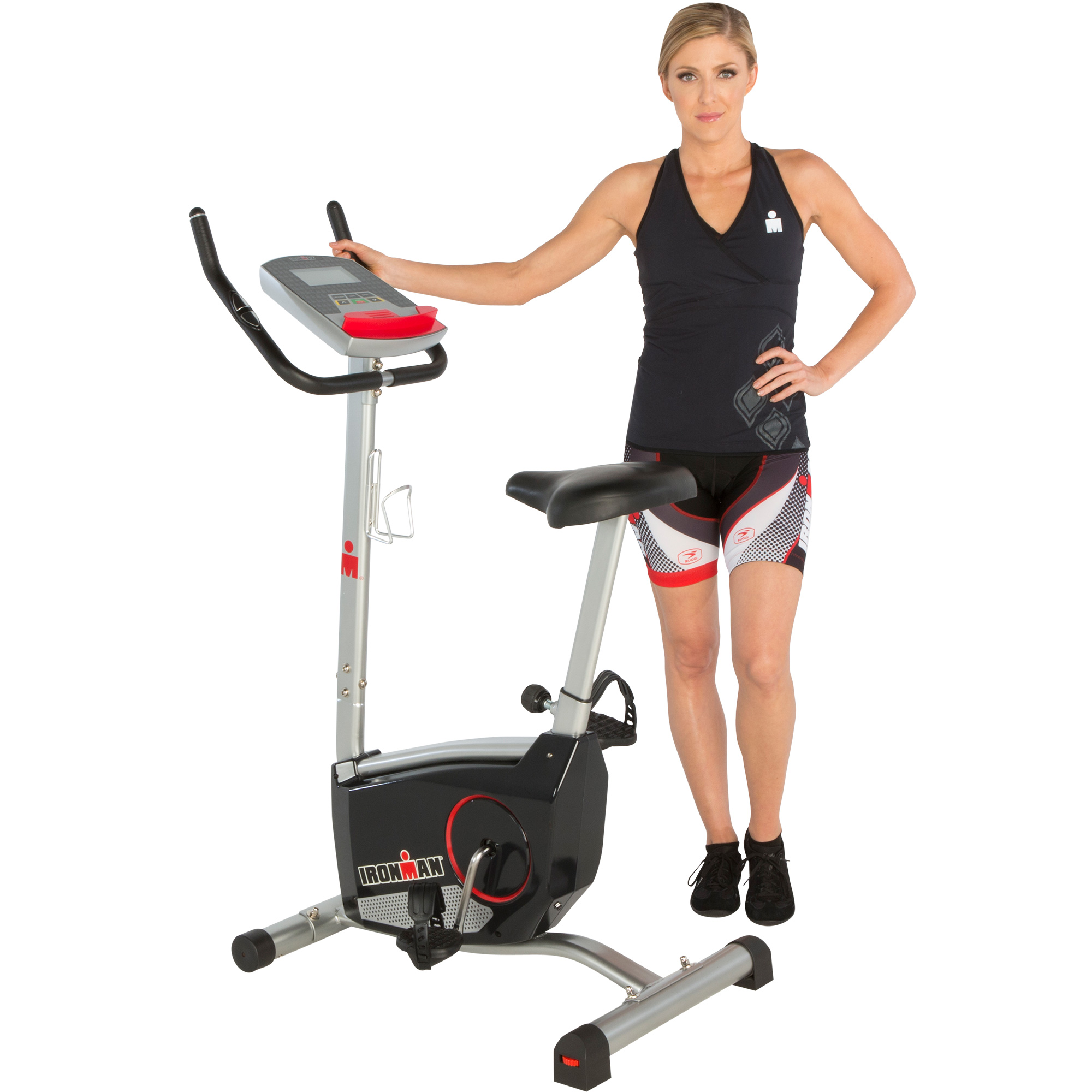 Ironman -class 210 Indoor Upright Exercise Bike With 21