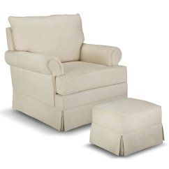 Kids Upholstered Rocking Chair High Chairs Singapore Thomasville Grand Royale Swivel Glider