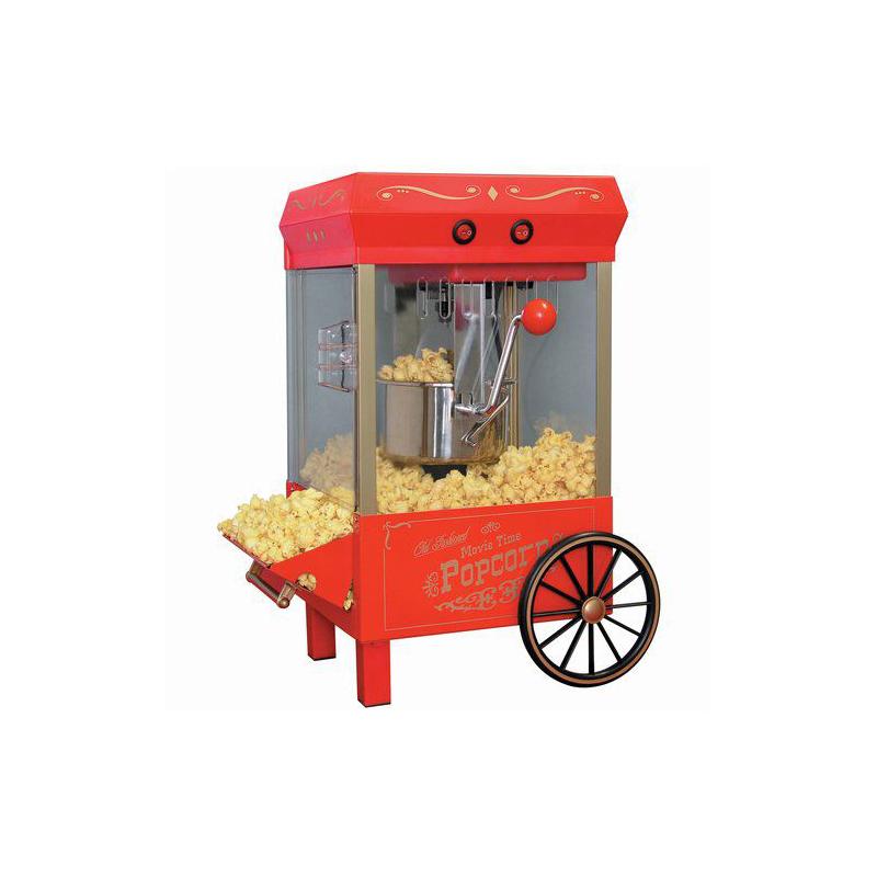 Helman Kpm-508 Fashioned Corn Popper Kettle