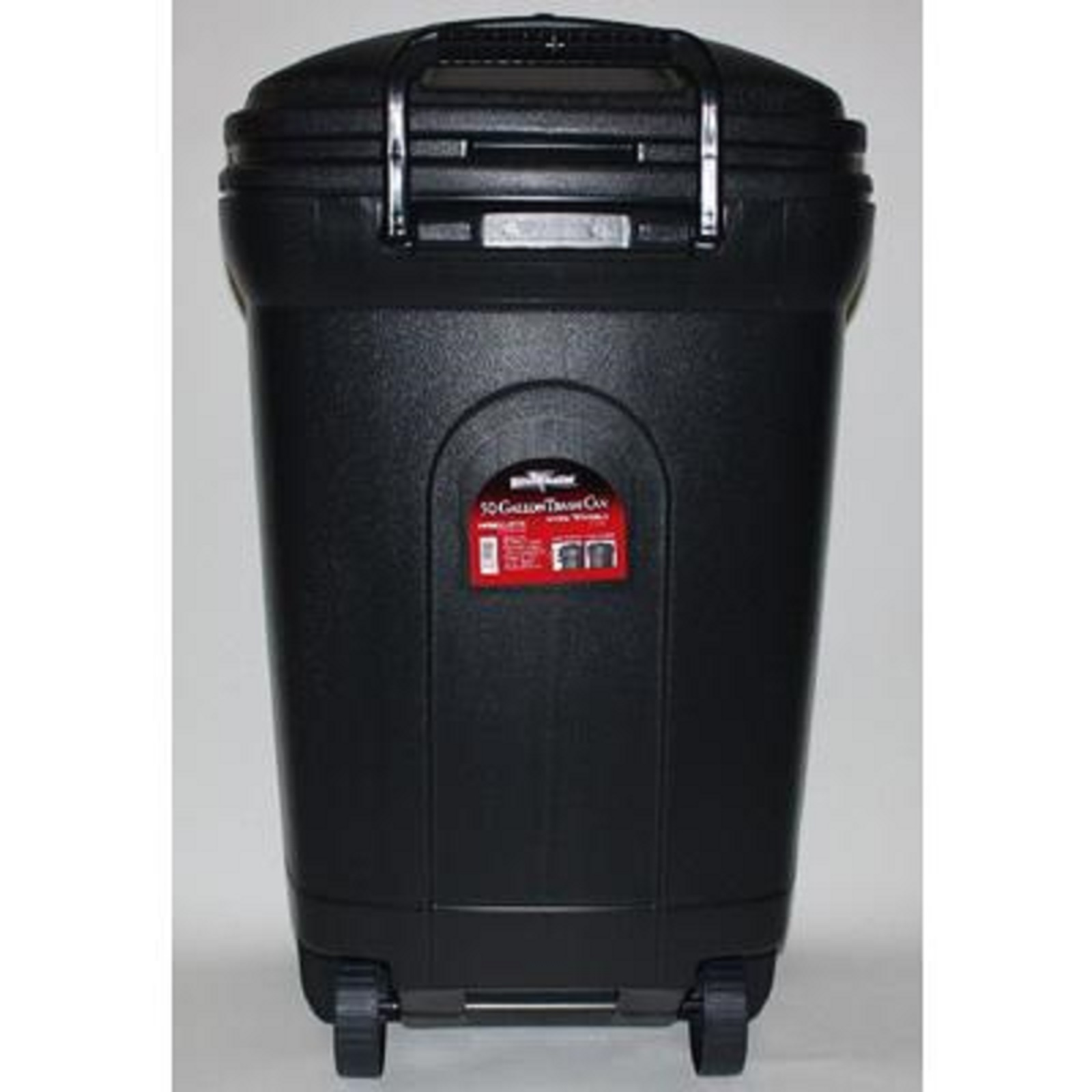 United Solutions 50 Gallon Trash Can