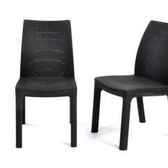 All Weather Outdoor Dining Chairs Vintage Wood Keter Milan 2 Pc Modern Patio