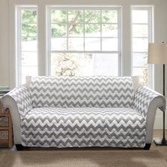 Bright Colored Sofa Covers Style Bed Forever New Chevron Furniture Protectors Gray White