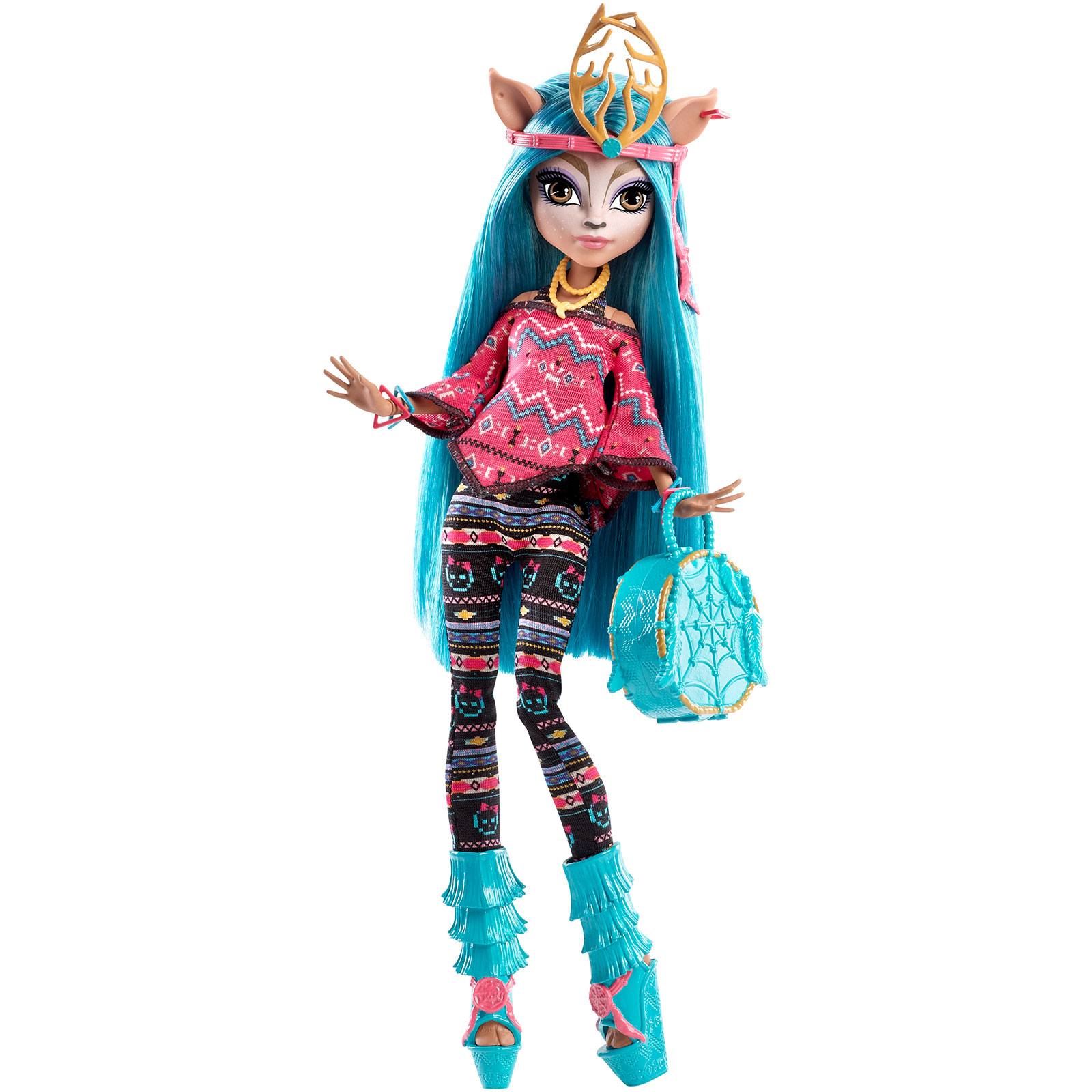 Monster High Brand-boo Students Isi Dawndancer Doll - Toys & Games Dolls Accessories