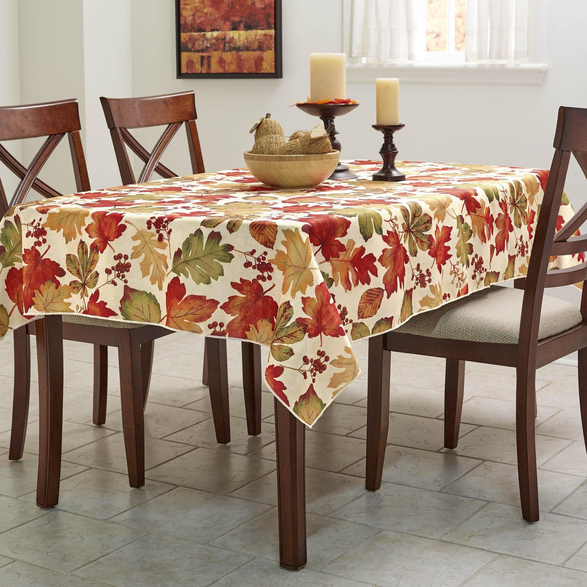 Kmart Christmas Tablecloth