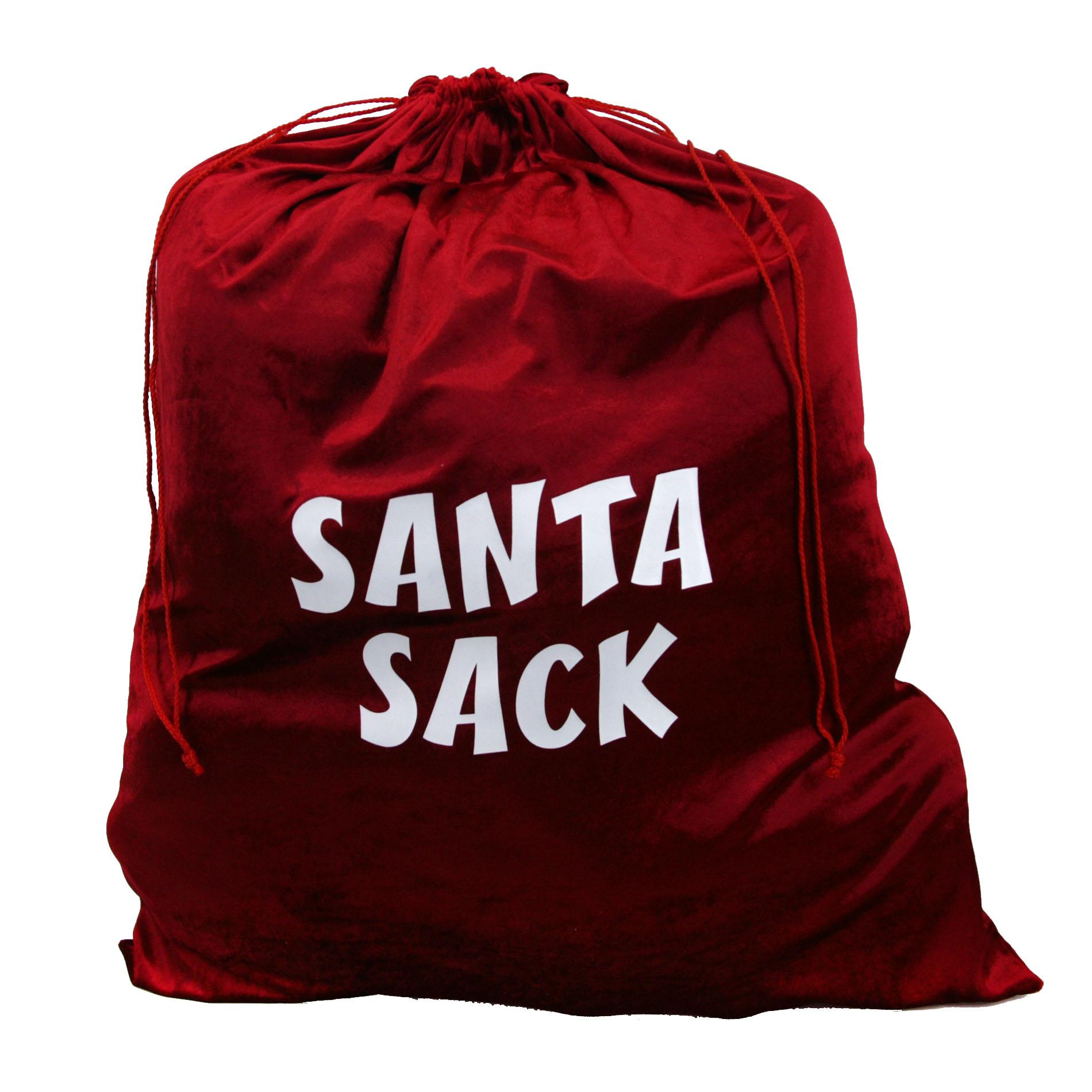 Trim A Home Christmas 36 Santa Sack  Shop Your Way