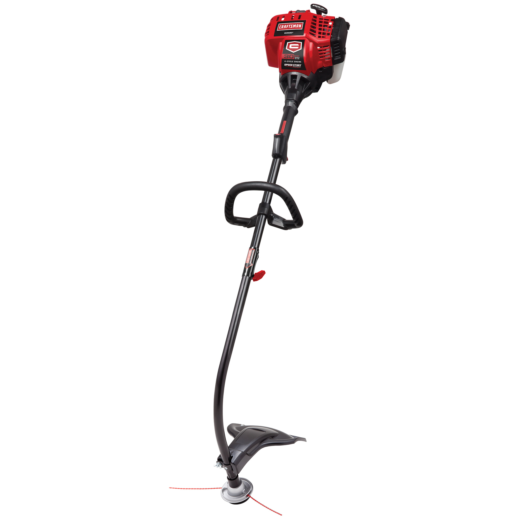 Craftsman 73170 30cc 4-Cycle Gas WeedWacker with Curved