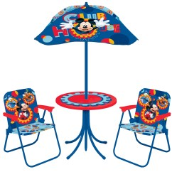Mickey Mouse Clubhouse Table And Chair Set White Covers Wedding Kids Only Classic Patio Disney