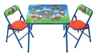 Paw Patrol Activity Table and Chairs by Kids Only