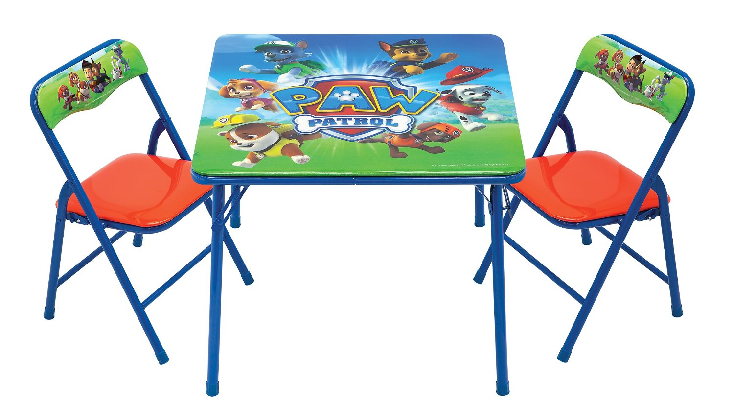 baby chairs for eating how to raise a office chair height paw patrol activity table and by kids only! - nickelodeon