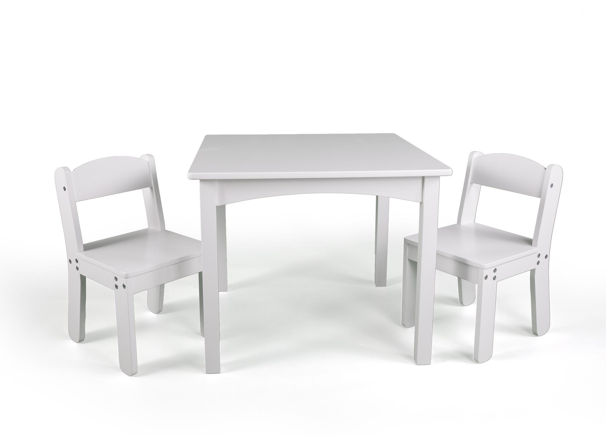 kids table and chair set kmart birthday cover dollar tree wonkawoo children 39s deluxe white