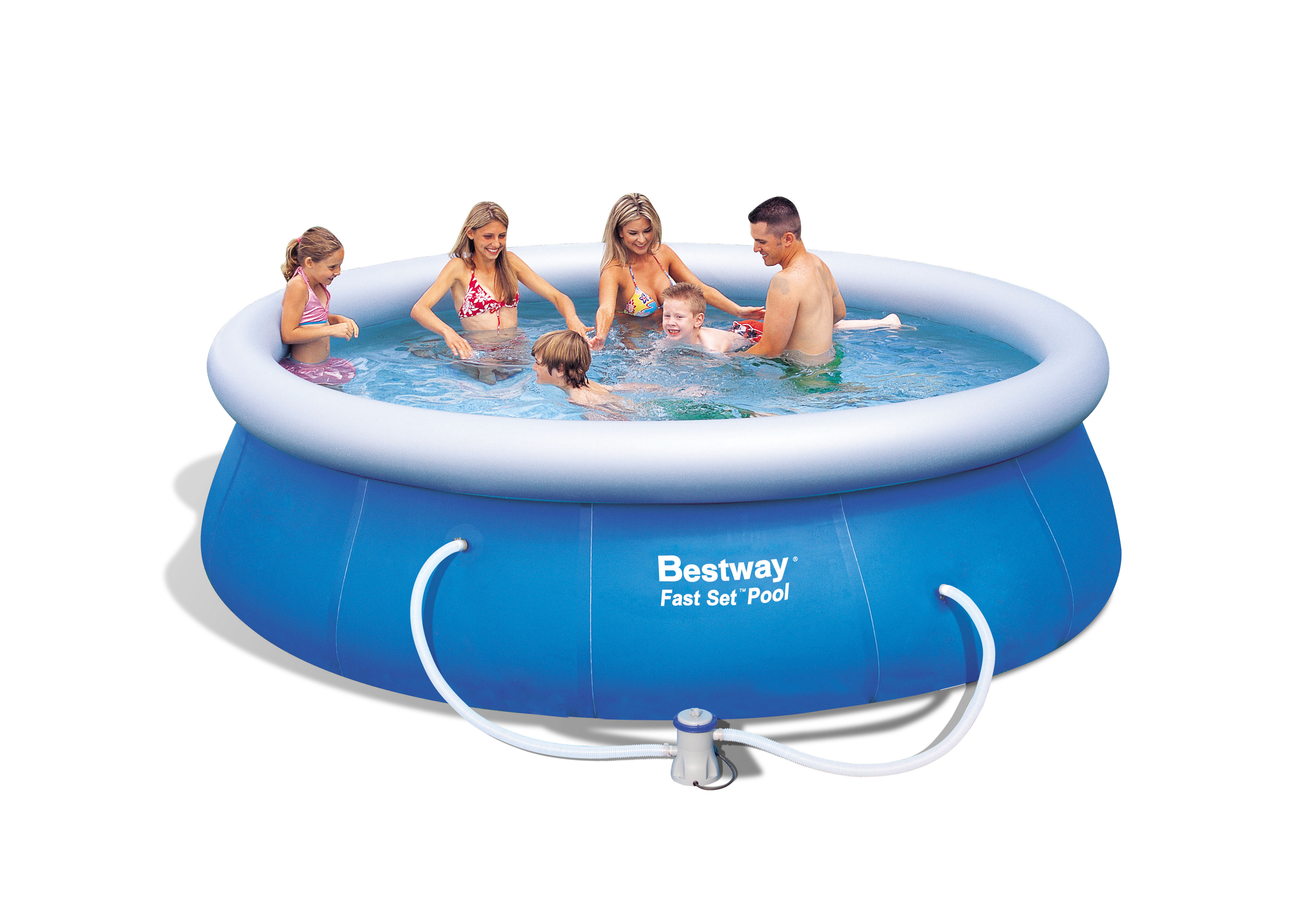 Bestway 12' X 36'' Fast Set Pool - Toys & Games Swimming Pools Accessories