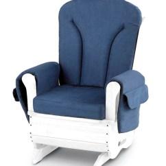 Blue Glider Chair Dining Chairs Uk Foundations 4304126 Saferocker Standard Rocker In
