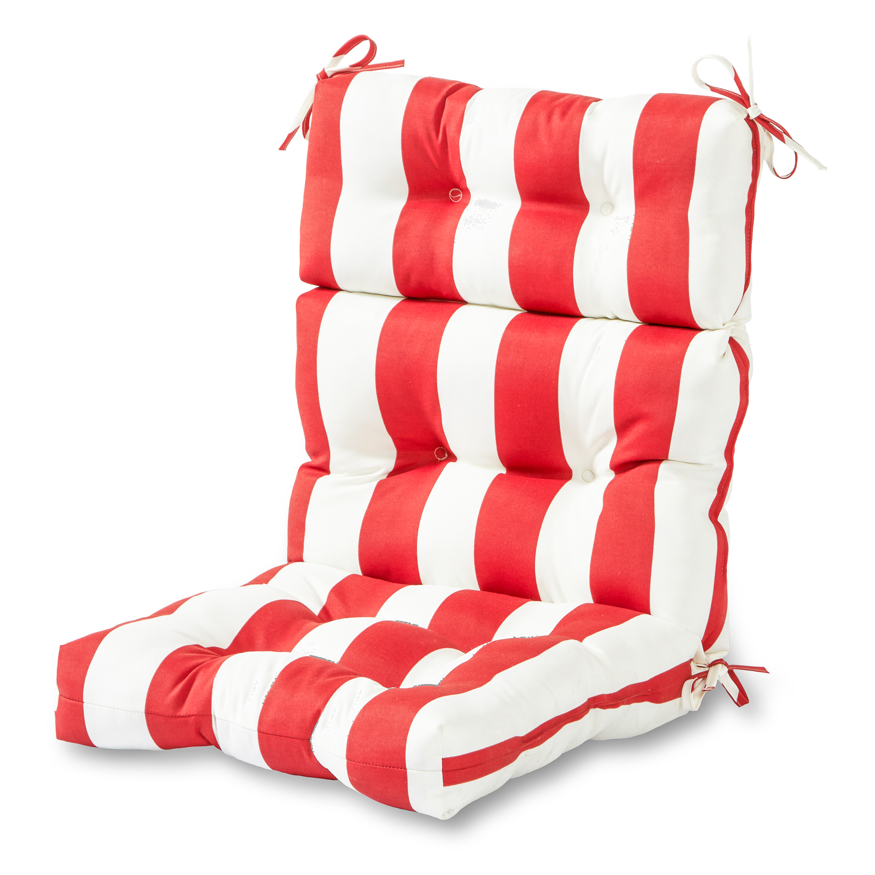 red outdoor chair pillows sashes wholesale greendale home fashions high back patio