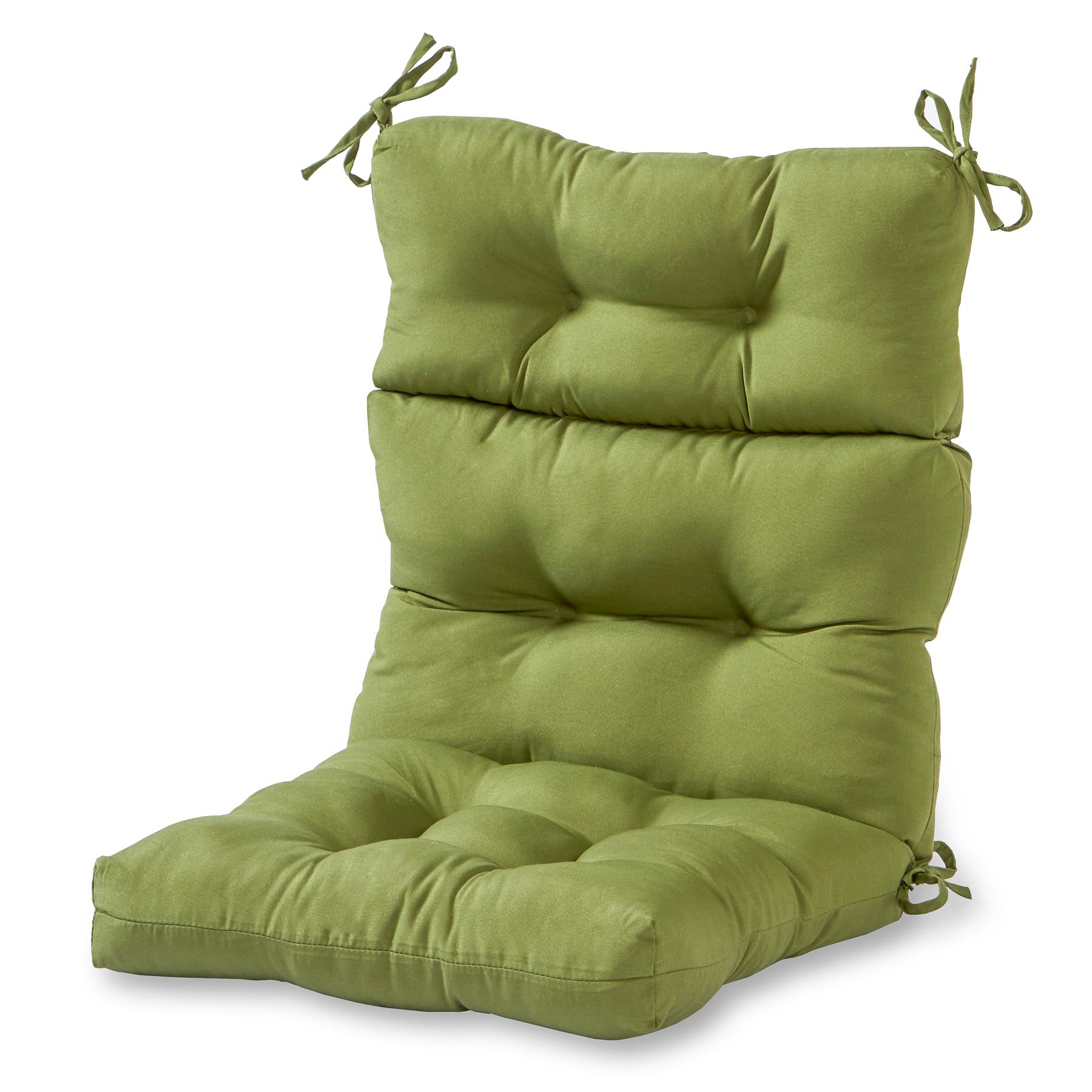 Greendale Home Fashions Outdoor High Chair Cushion