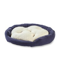Happy Hounds Murphy Donut Dog Bed - Large (42 inch ...
