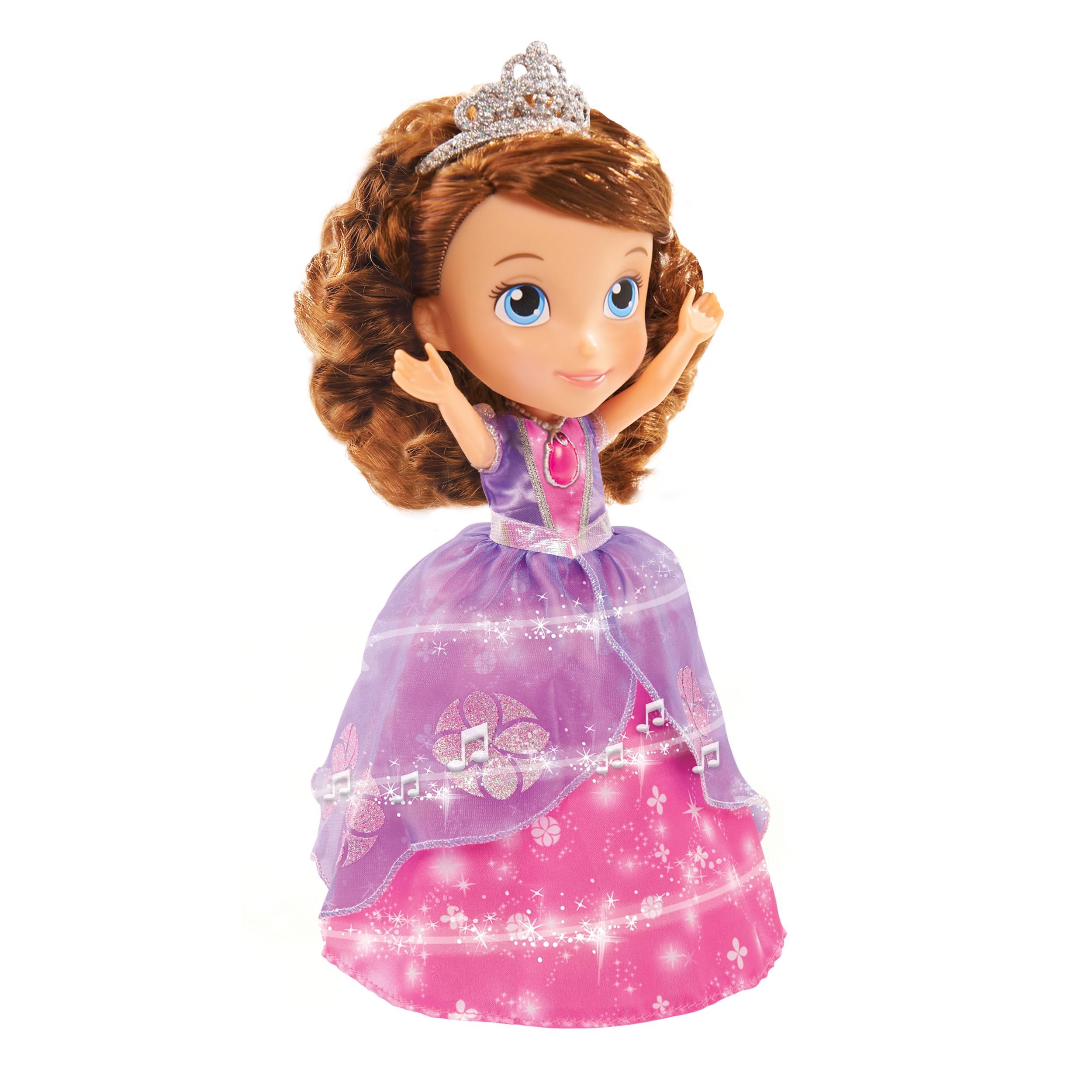Disney Sofia The First Magic Dancing Princess Sofia Doll
