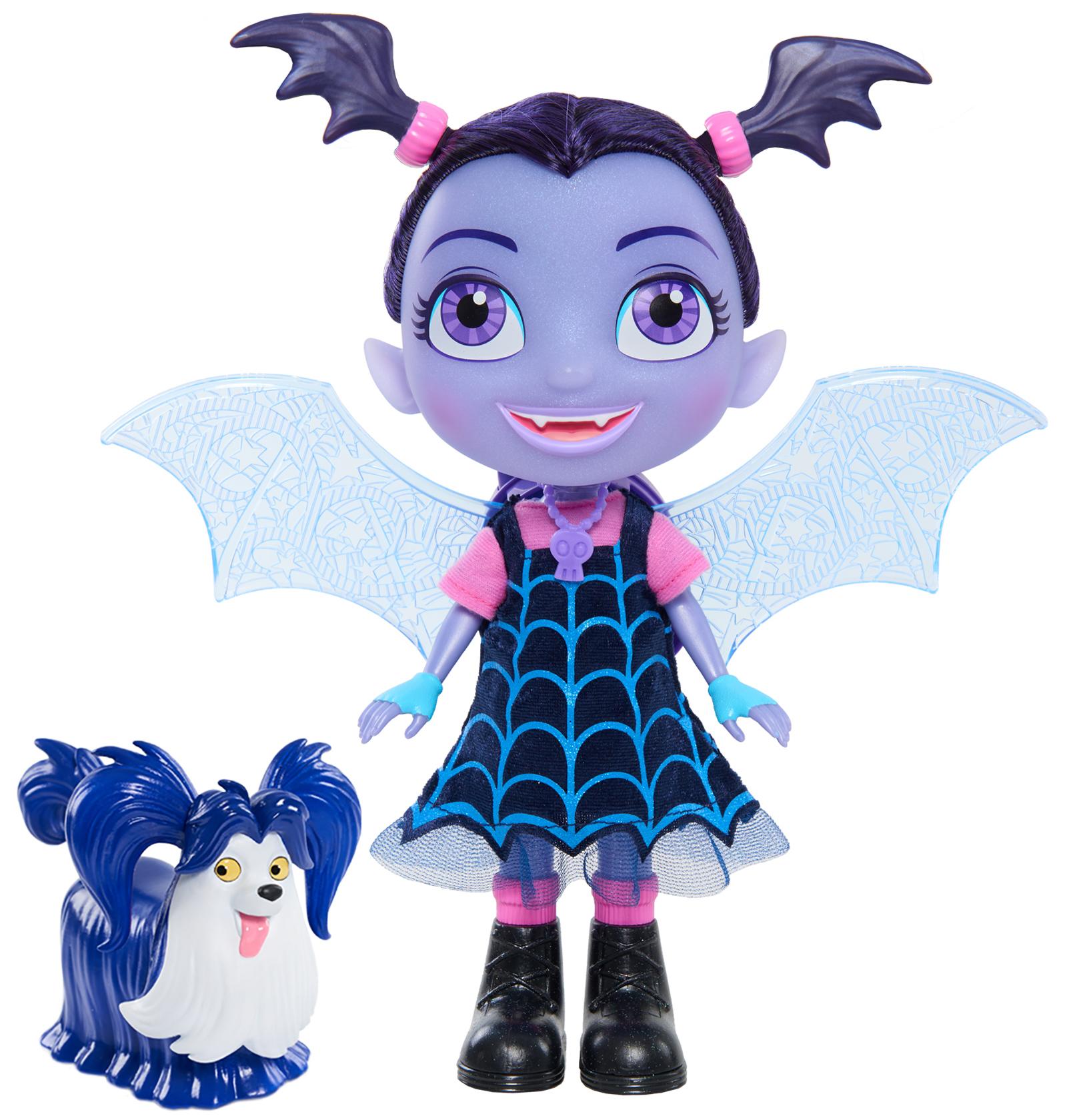Disney Vampirina Bat Tastic Talkin Vampirina Amp Wolfie