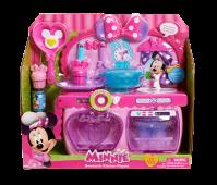 Disney Minnie Mouse's Bowtastic Kitchen Playset