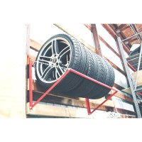Schwaben Wall-Mounted Wheel & Tire Storage Rack
