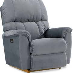 Power Sofa Recliner Mechanism Leather Grey Walls La Z Boy Imperial Coastal Blue Sears