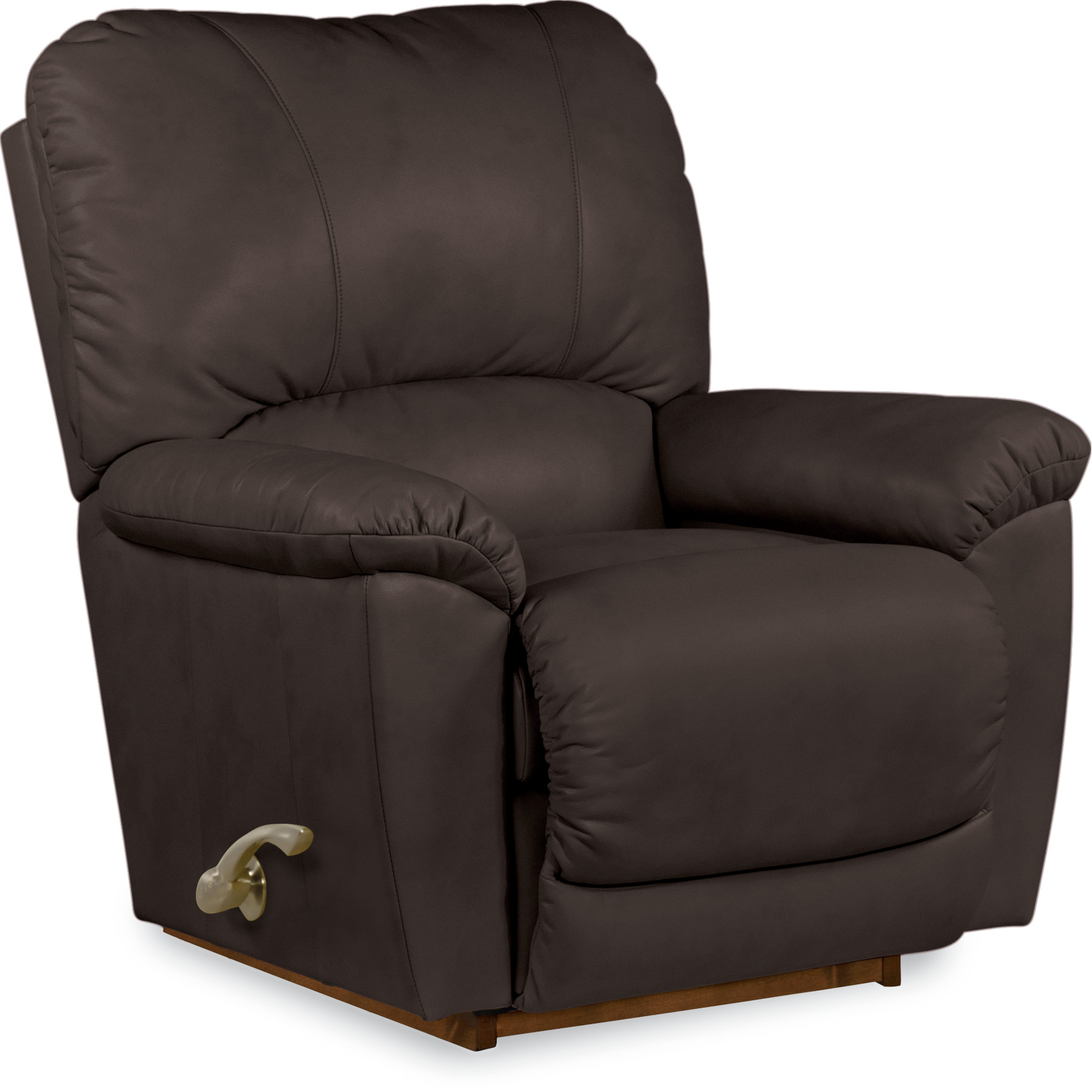 Recliner Rocking Chair La Z Boy Tyler Rocker Recliner Mahogany Shop Your Way