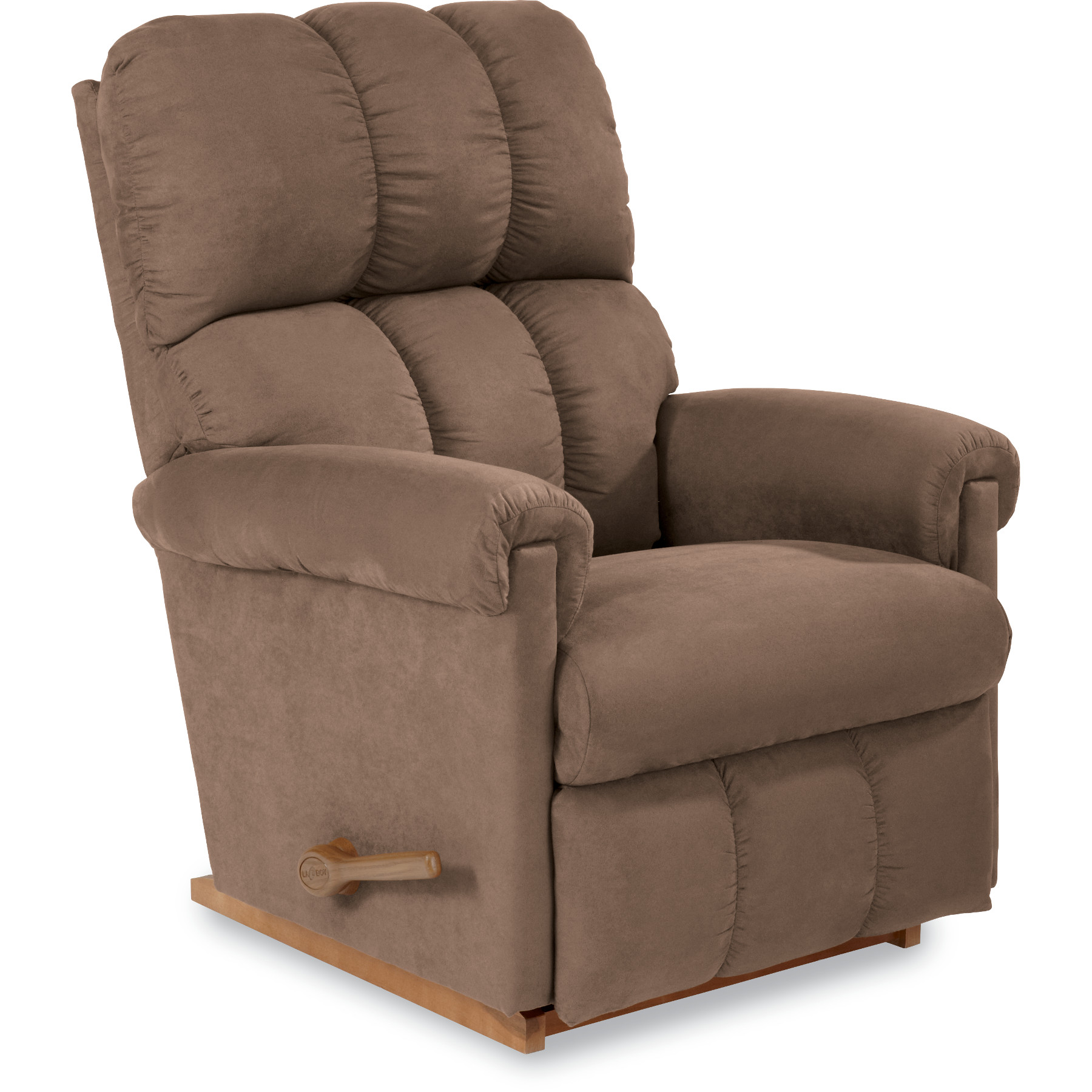 Lazy Boy Swivel Chair La Z Boy Aspen Rocker Recliner Driftwood