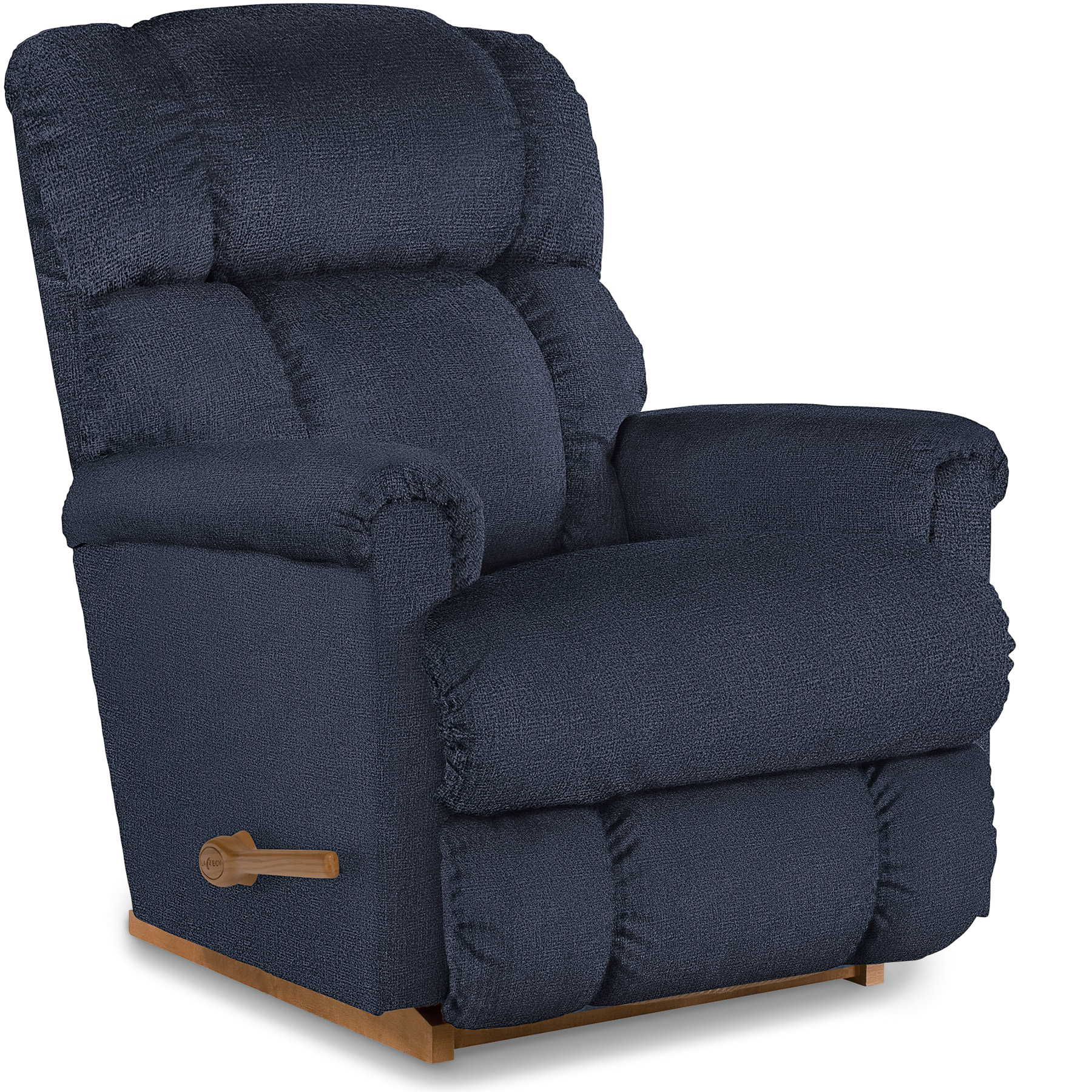 Navy Rocking Chair La Z Boy Pinnacle Rocker Recliner Navy