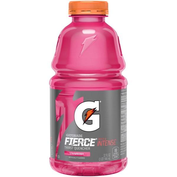 Gatorade G2 02 Perform Thirst Quencher Fierce Strawberry
