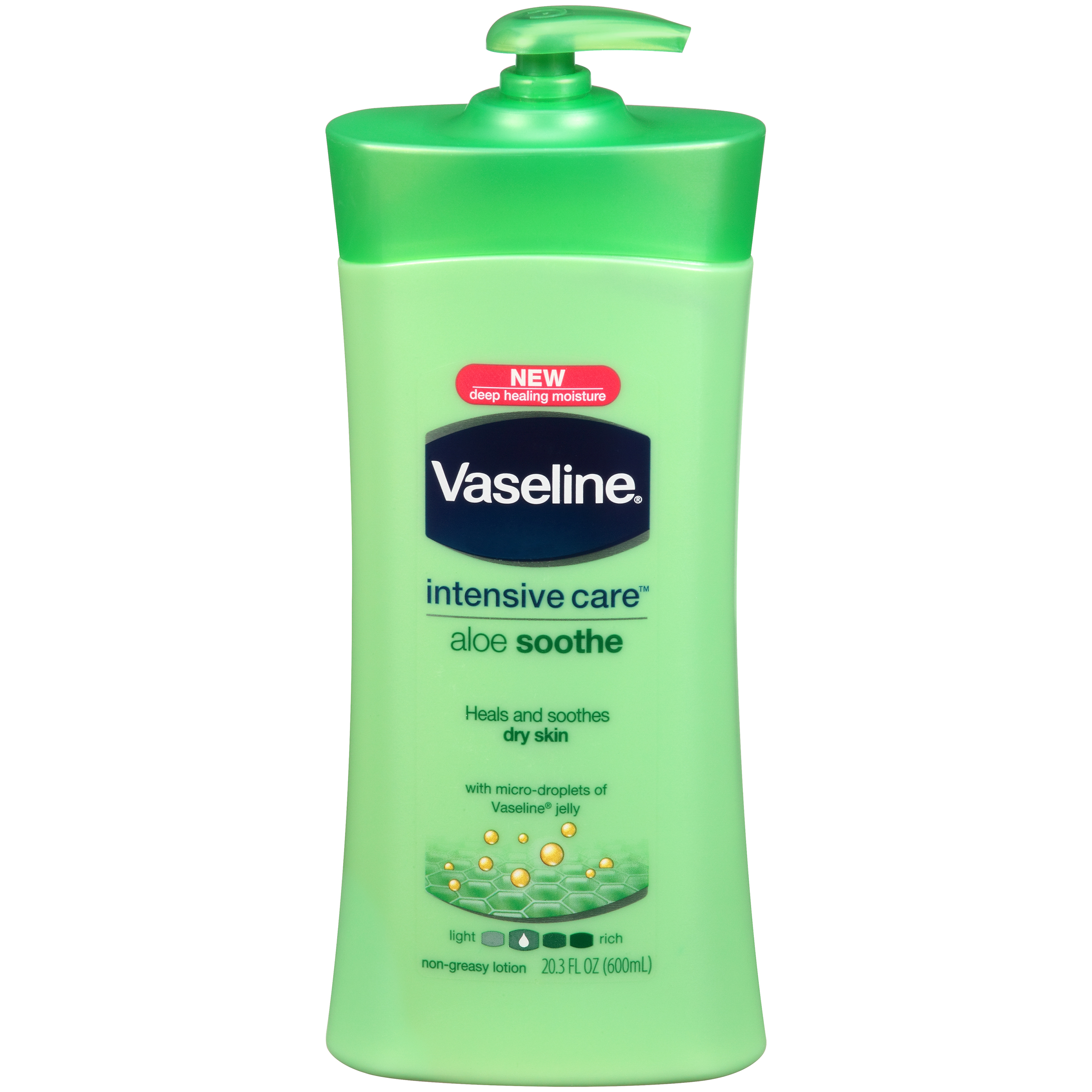 Vaseline Intensive Care Aloe Fresh