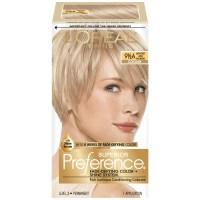 L'Oreal 9-1/2a Cooler Lightest Ash Blonde Hair Color 1 KT ...