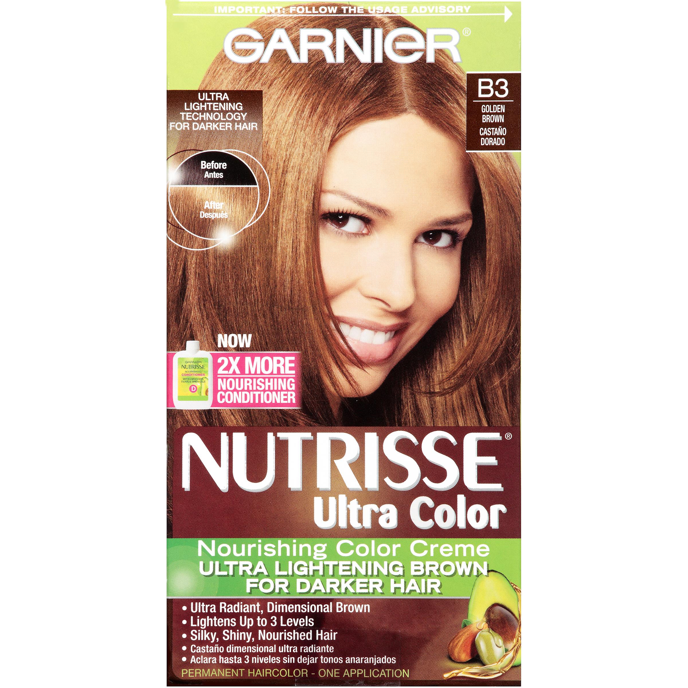 Garnier Nutrisse Ultra Color Nourishing Color Creme Shop