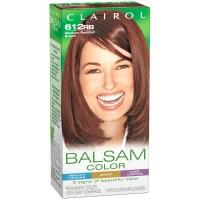 Clairol Clairol Balsam Hair Color 612RB Medium Reddish ...