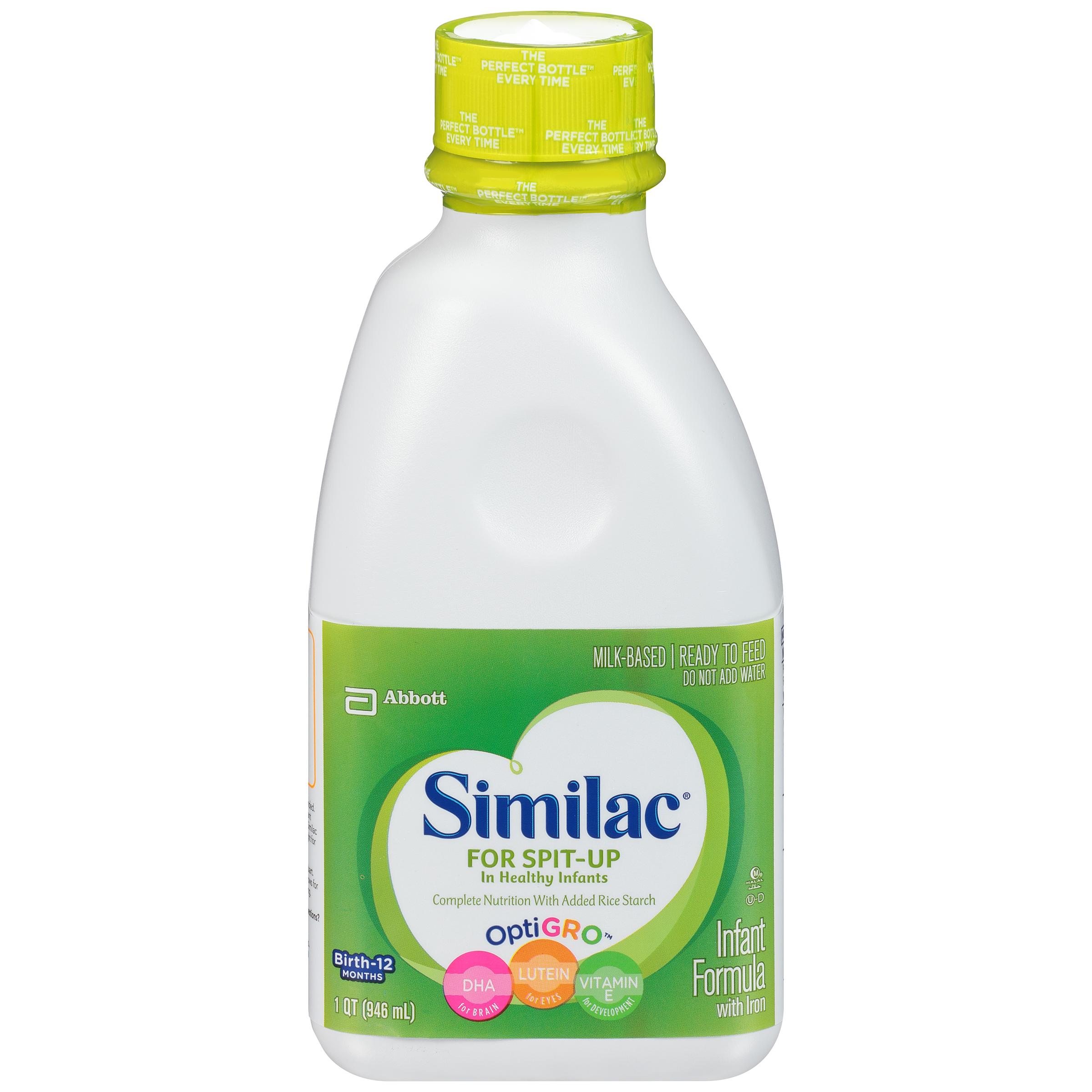 UPC 070074567310 - Similac For Spit-Up Infant Formula ...