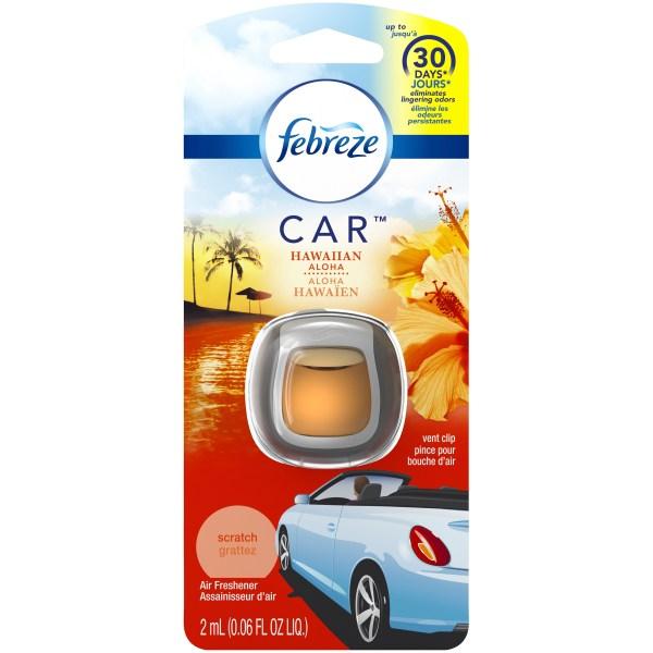 Febreze Car Vent Clips Air Freshener