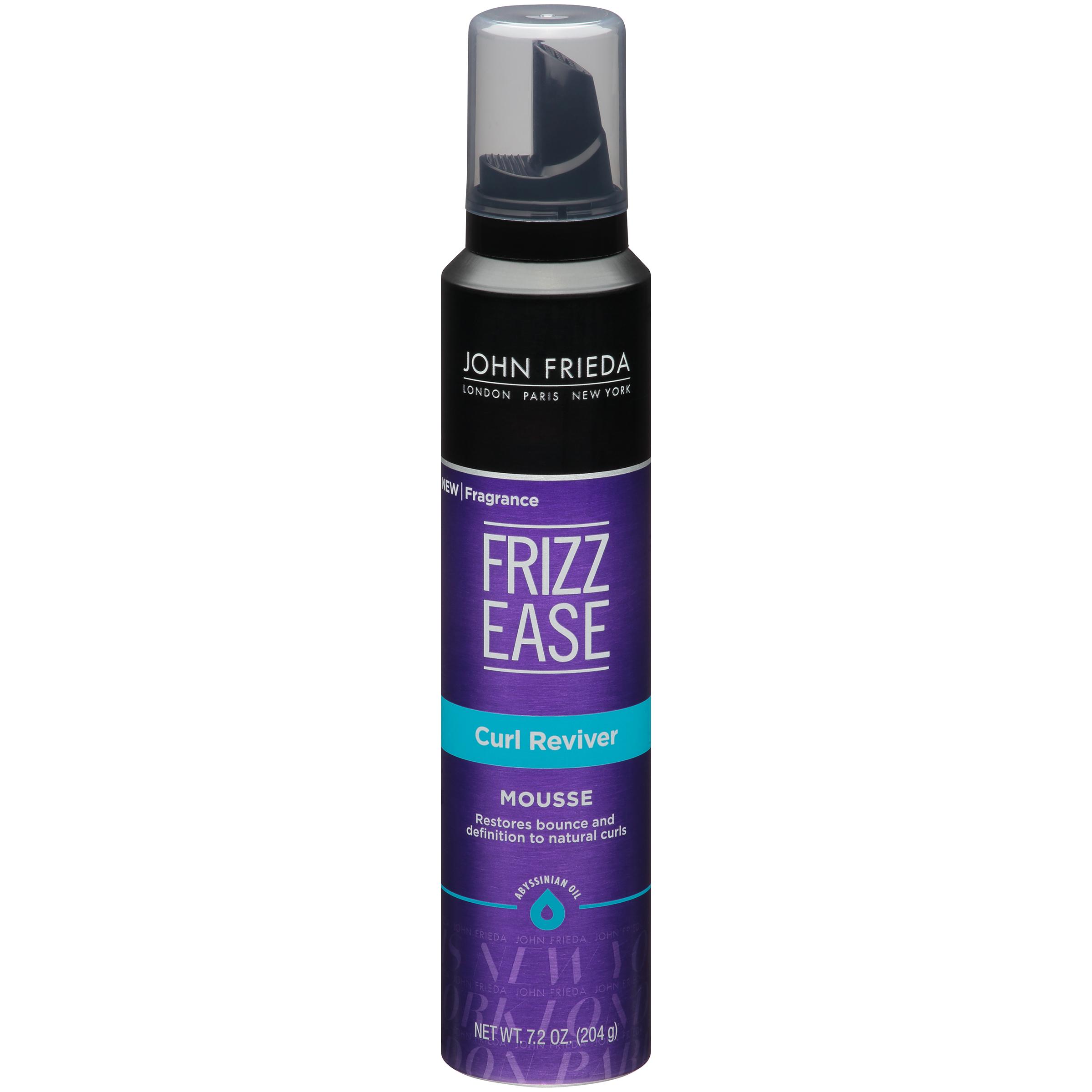 John Frieda Take Charge Curl-Boosting Mousse 7.2 oz (204 g)