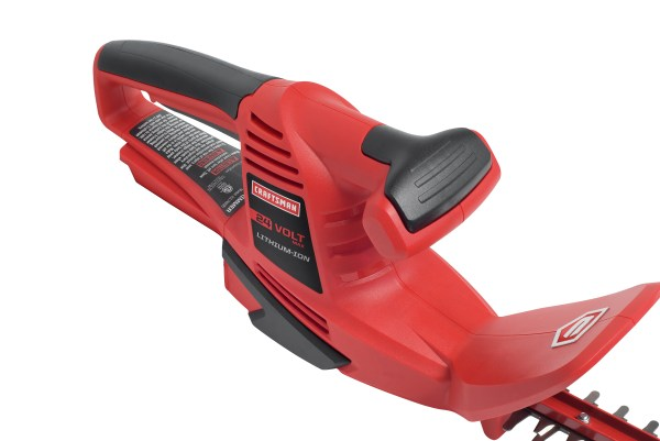 24-volt Max Lithium-ion Craftsman Cordless Hedge Trimmer Tool