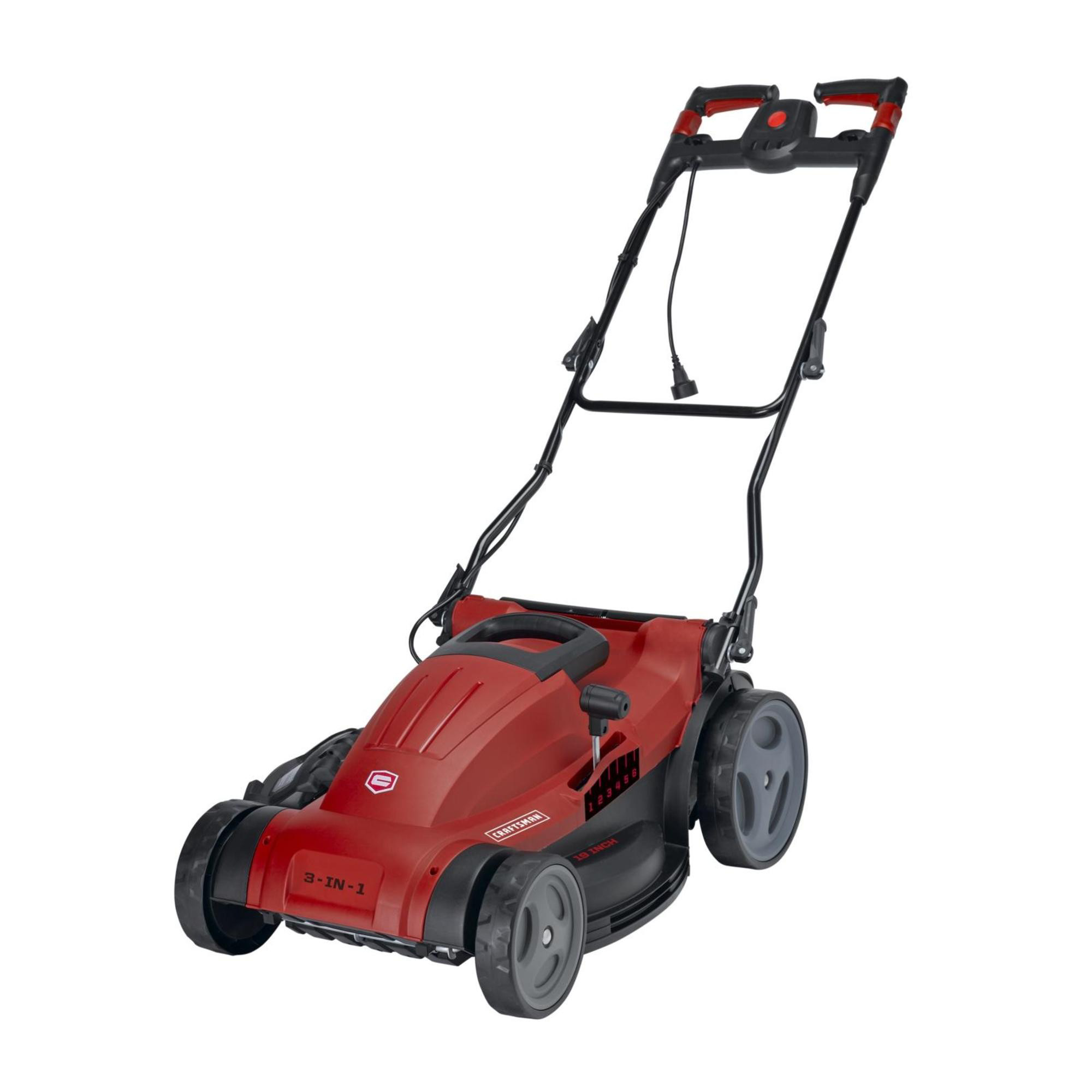 craftsman 39942 19 corded electric mower