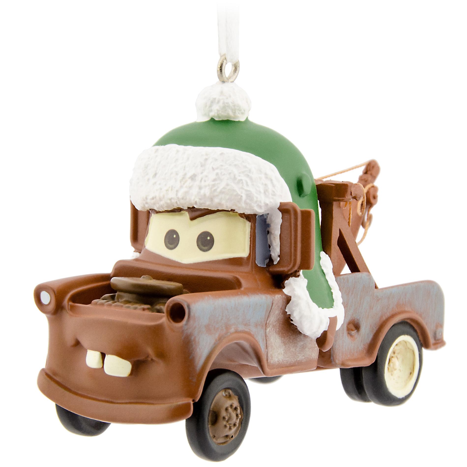 Hallmark DisneyPixar Cars Tow Mater Christmas Ornament