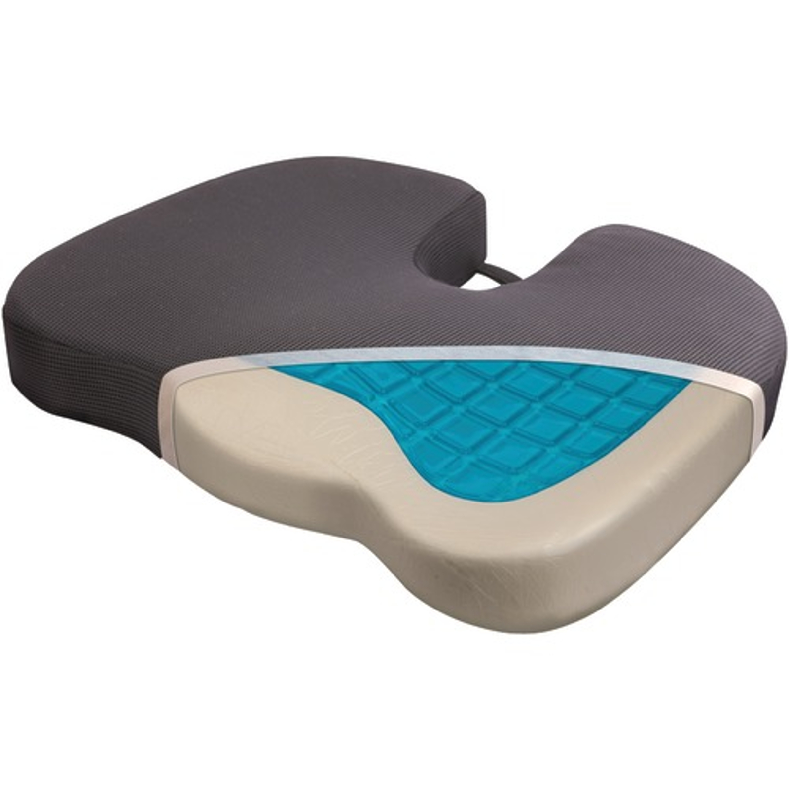 gel cushion for chair sliding shower wagan relaxfusion coccyx seat