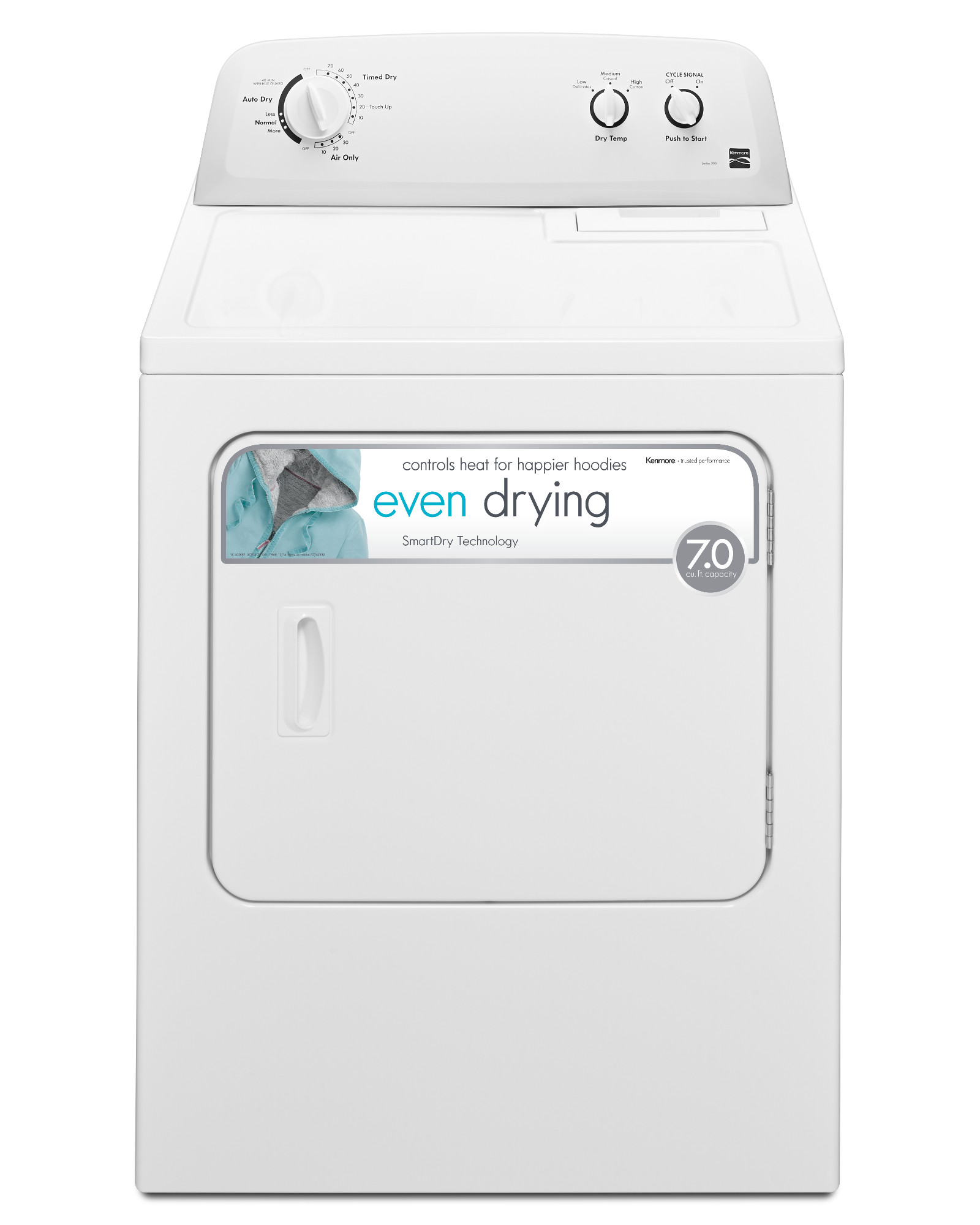 kenmore 72332 7 0 cu ft gas dryer white gas dryer i d be happy for any sears gas dryer diagram just to [ 1600 x 2000 Pixel ]