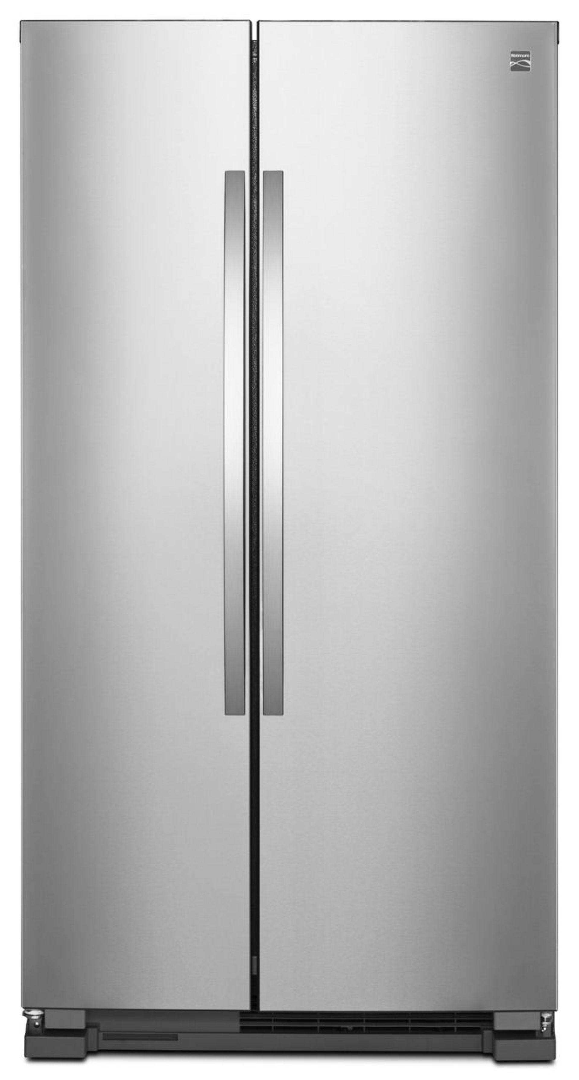 Kenmore 41173 25 cu ft SidebySide Refrigerator