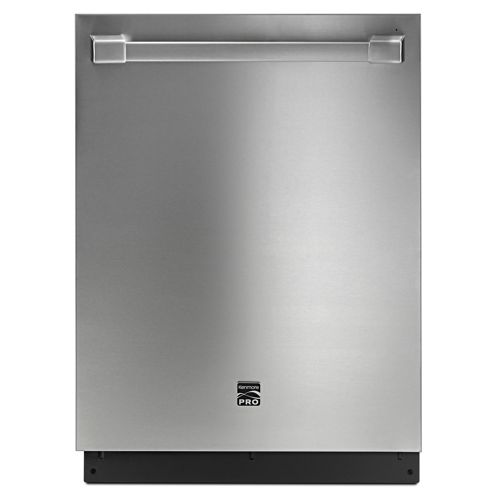 Kenmore Elite Dishwasher Stainless Steel