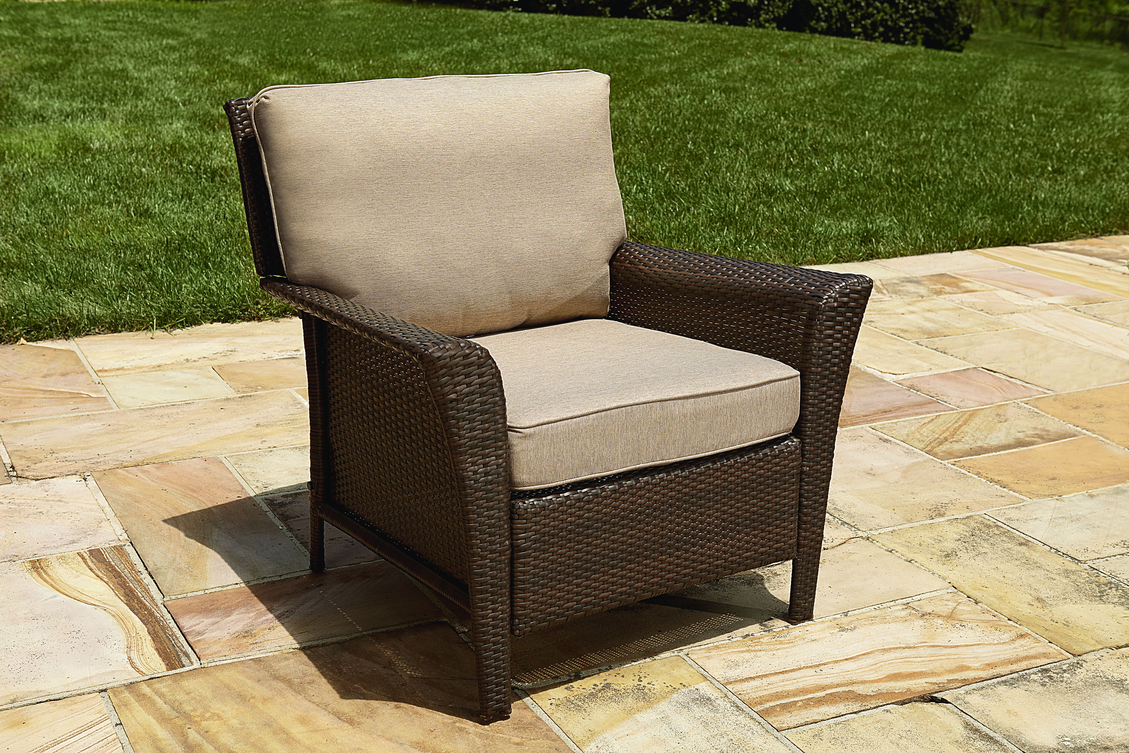 Ty Pennington Parkside Lounge Chair Limited Availability