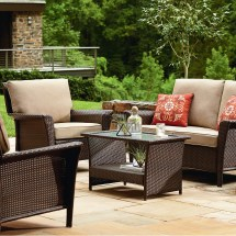 Ty Pennington Parkside 4 Piece Seating Set Limited