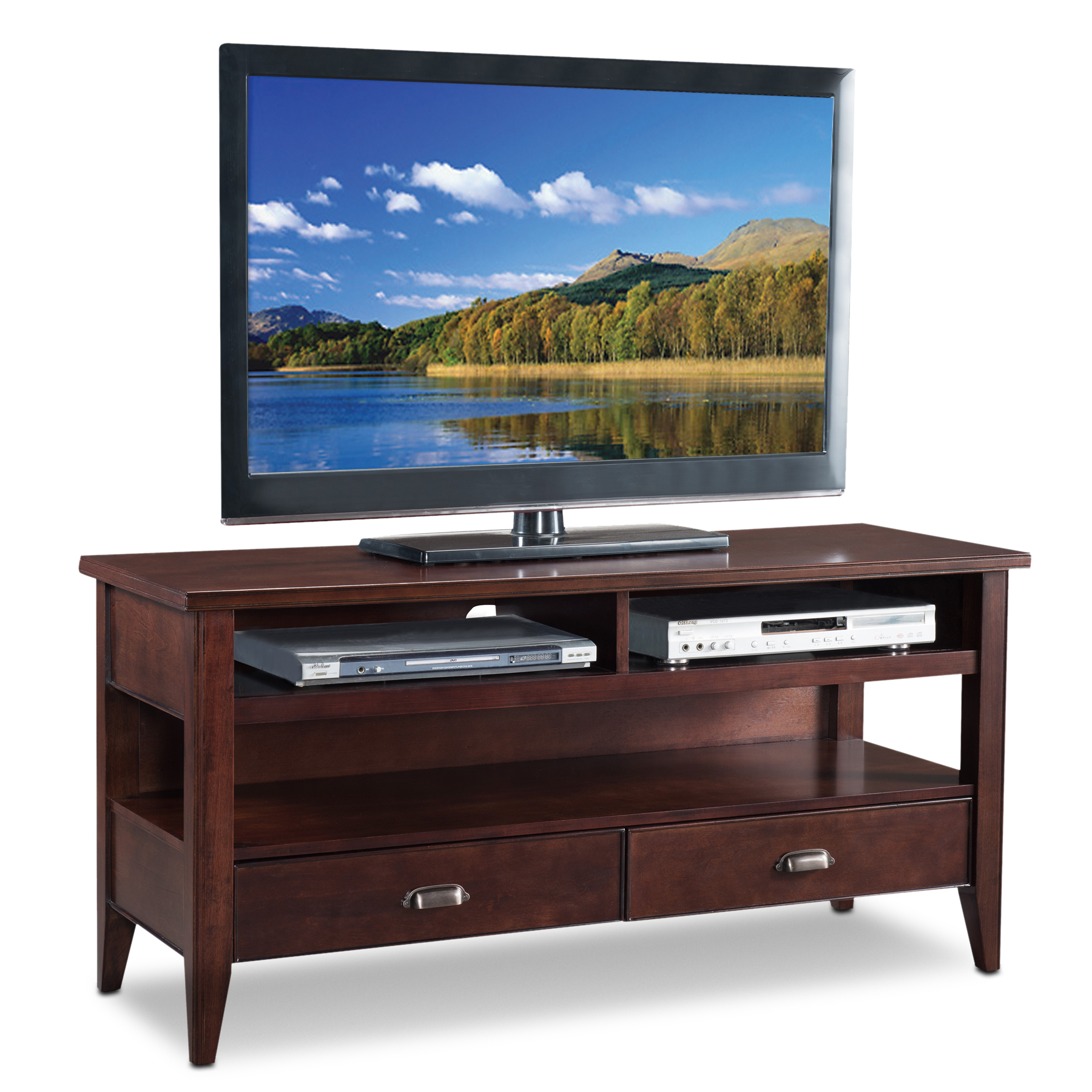 """Leick Laurent 50"""" Tv Stand"""